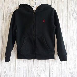 Polo by Ralph Lauren Shirts & Tops - Polo Ralph Lauren Boys Hoodie Sweatshirt Size 4/4T